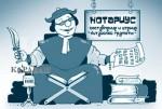 Необходимость услуг нотариуса в транспортном бизнесе