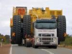 Условия перевозки негабаритных грузов