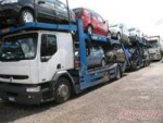 Автомобильный парк в компании перевозок