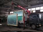 Перевозка хрупких товаров: стекло
