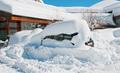Как быстро очистить автомобиль от снега – маленькие хитрости