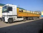 Транспорт для перевозки металла