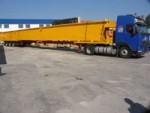 Транспортировка длинномерных грузов