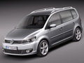 Volkswagen Touran – олицетворение мощности и комфорта