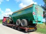 Автомобильные доставки больших грузов