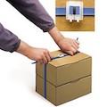 Преимущества применения полиэстеровой ленты при упаковке грузов