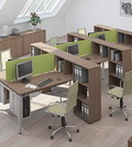 Офисная мебель Kubika: функциональность, качество, вариативность