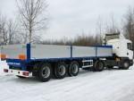 Виды бортовых грузовиков