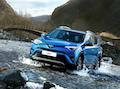 Автомобили Toyota завоевывают Урал.
