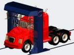 Мойка грузовых машин