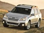 Информация об автомобиле Subaru Outback