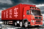 Китайские грузовики на дорогах России