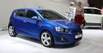 Chevrolet Aveo привлекает качеством и ценой