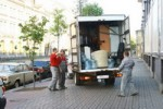 Беззаботная квартирная перевозка мебели