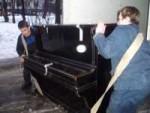 Грузоперевозки: перевозка пианино
