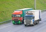 Запрет на движение грузовиков на МКАДе