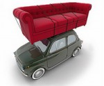 Транспортировка предметов интерьера и мебели