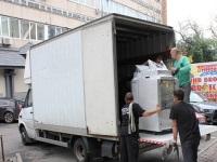 Транспортировка офисного оборудования