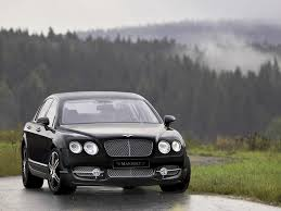 Бентли Континенталь «Flying Spur»